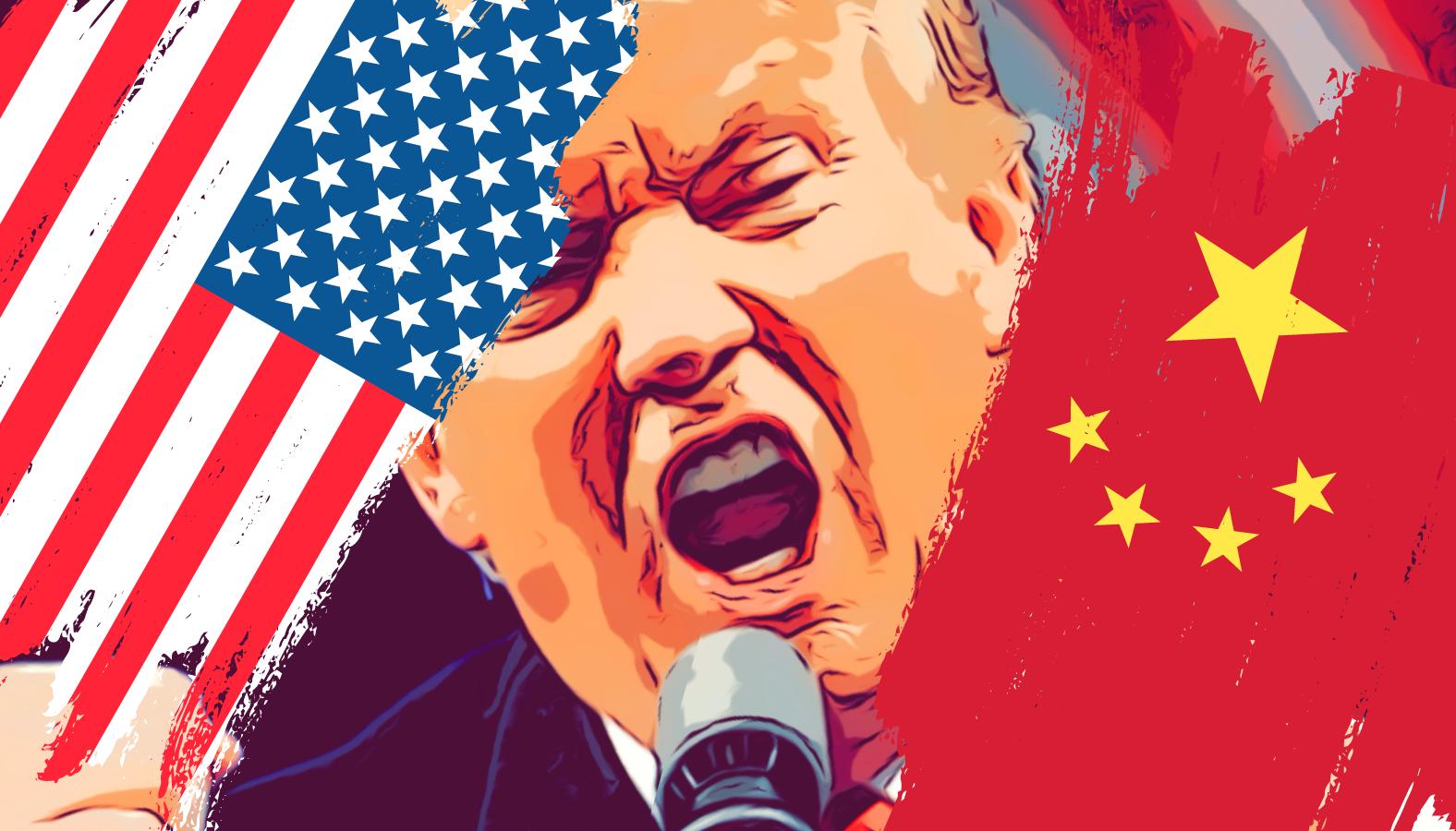 Trade-War Toddler Triggers Market Meltdown