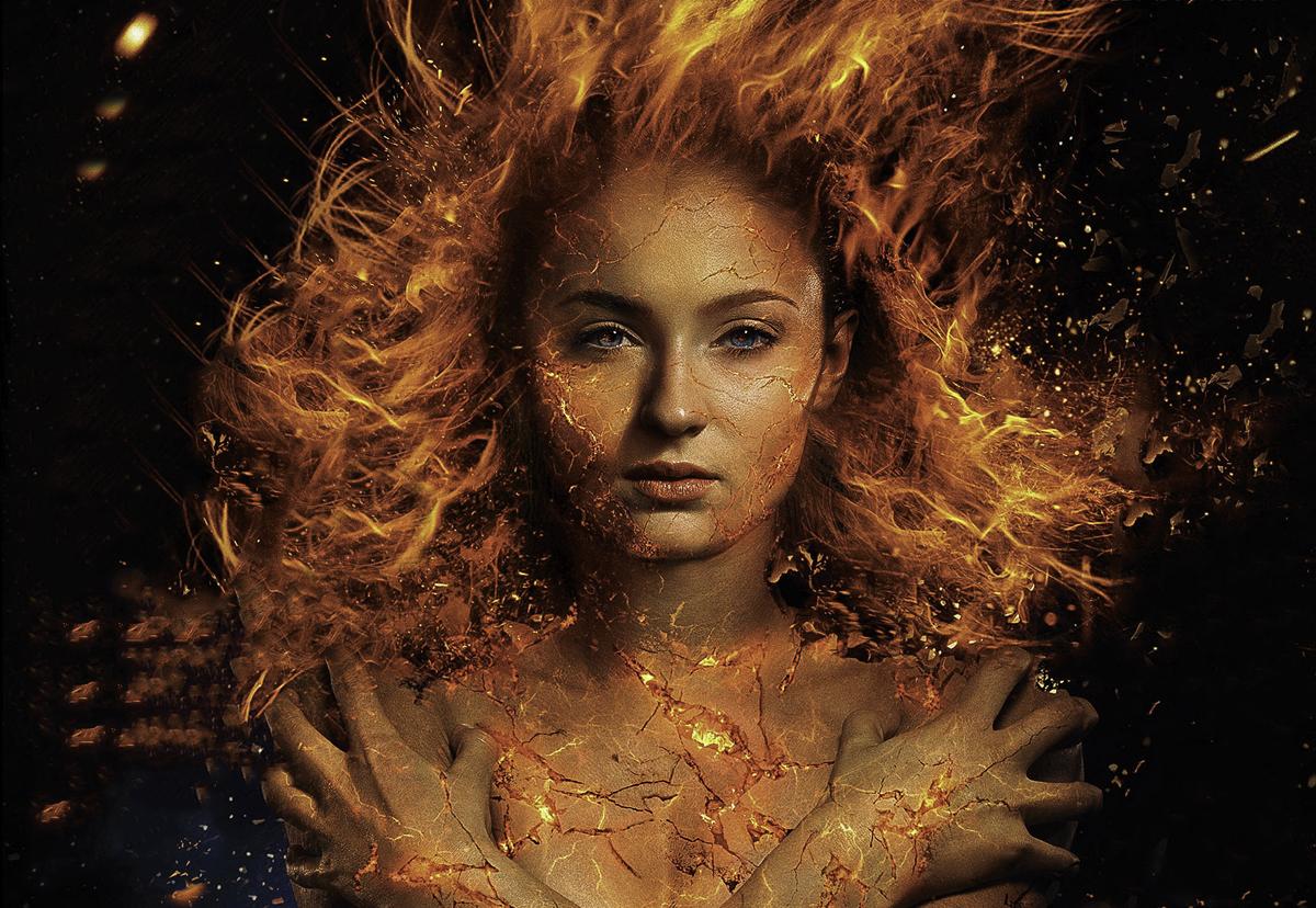 X-Men Dark Phoenix Coming June 7