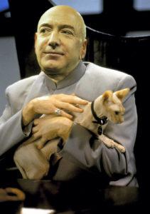 Jeff Bezos Evil Graphic