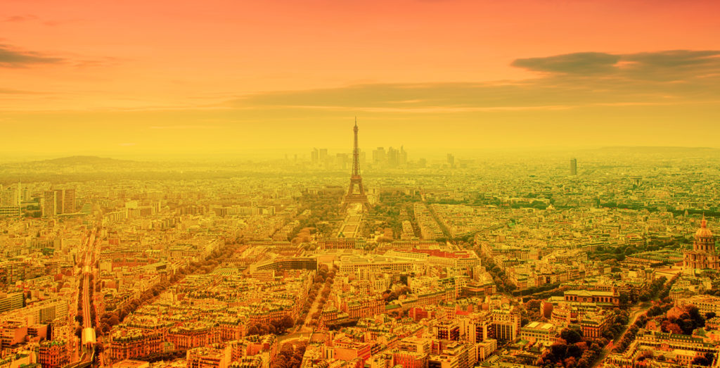 Paris Heatwave