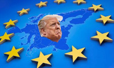 Trump Head Europe