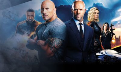 Hobbs and Shaw Promo