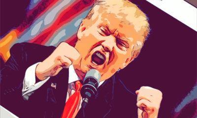 Trump Tantrum Graphic