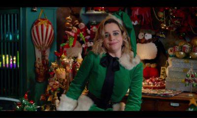 Last Christmas starring Emilia Clarke and Henry Golding