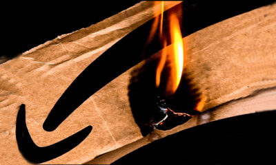 Photo of Amazon Box Burning