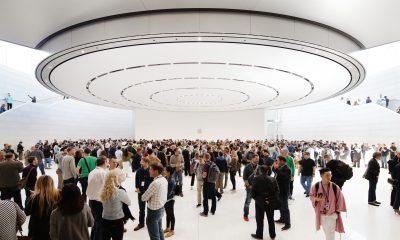 Steve Jobs Theater during Keynote Event September 13 2019