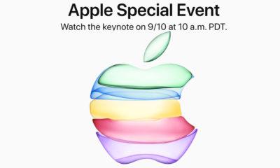Apple Special Event 2019 Logo