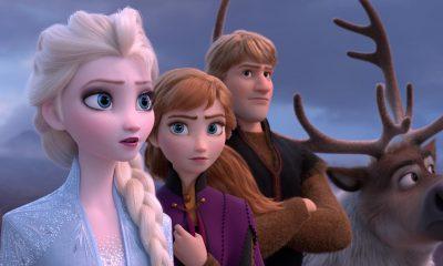 Frozen II Anna Elsa Kristoff