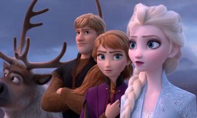 Frozen 2 Anna and Elsa