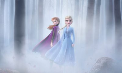 Frozen II Anna and Elsa