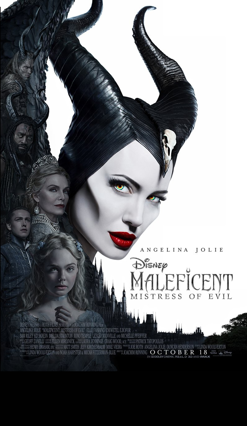 Maleficent: The Mistress of Evil Movie Poster