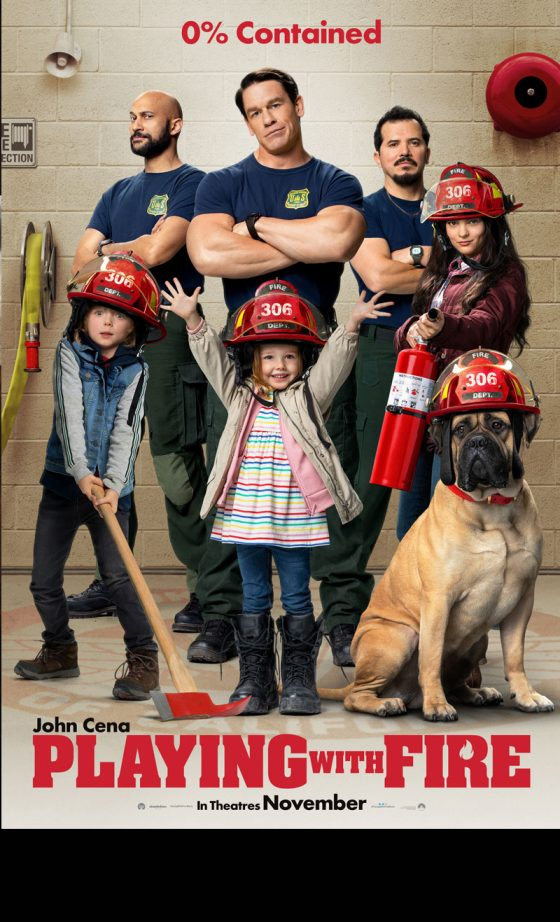 'Playing With Fire': Heartwarming Hilarity from John Cena in Latest Nickelodeon Kids Movie