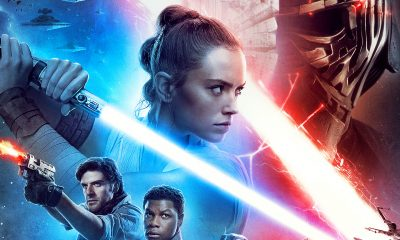 Star Wars Rise of Skywalker Promo