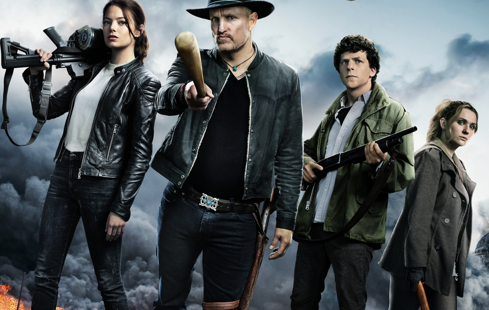 Zombieland: Double Tap Movie Promo