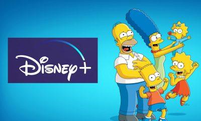 Simpsons DisneyPlus