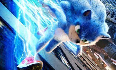 Sonic Movie Promo