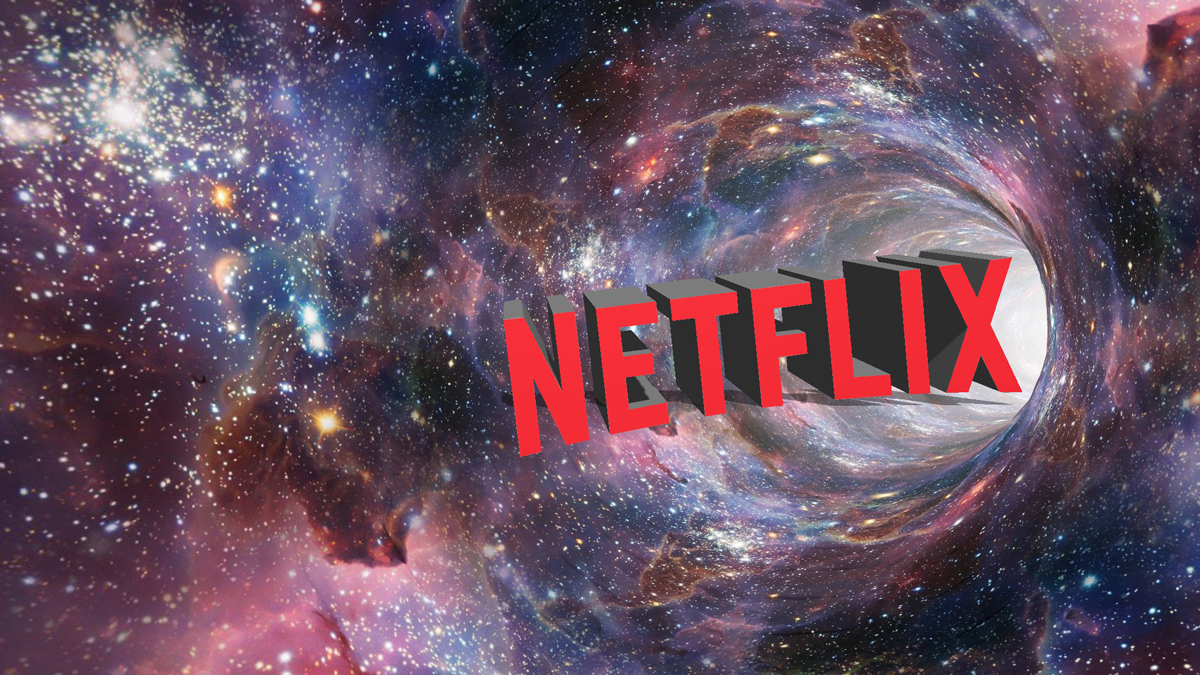 Netflix Wormhole Speed