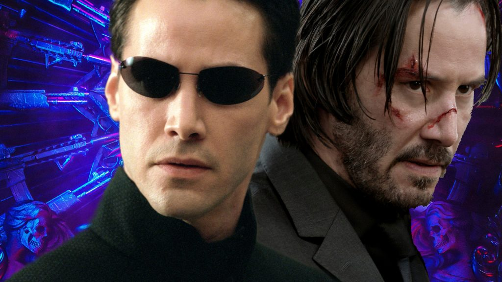 "Keanumania: ""John Wick 4"" and ""The Matrix 4"" Set To Release on the Same Day"
