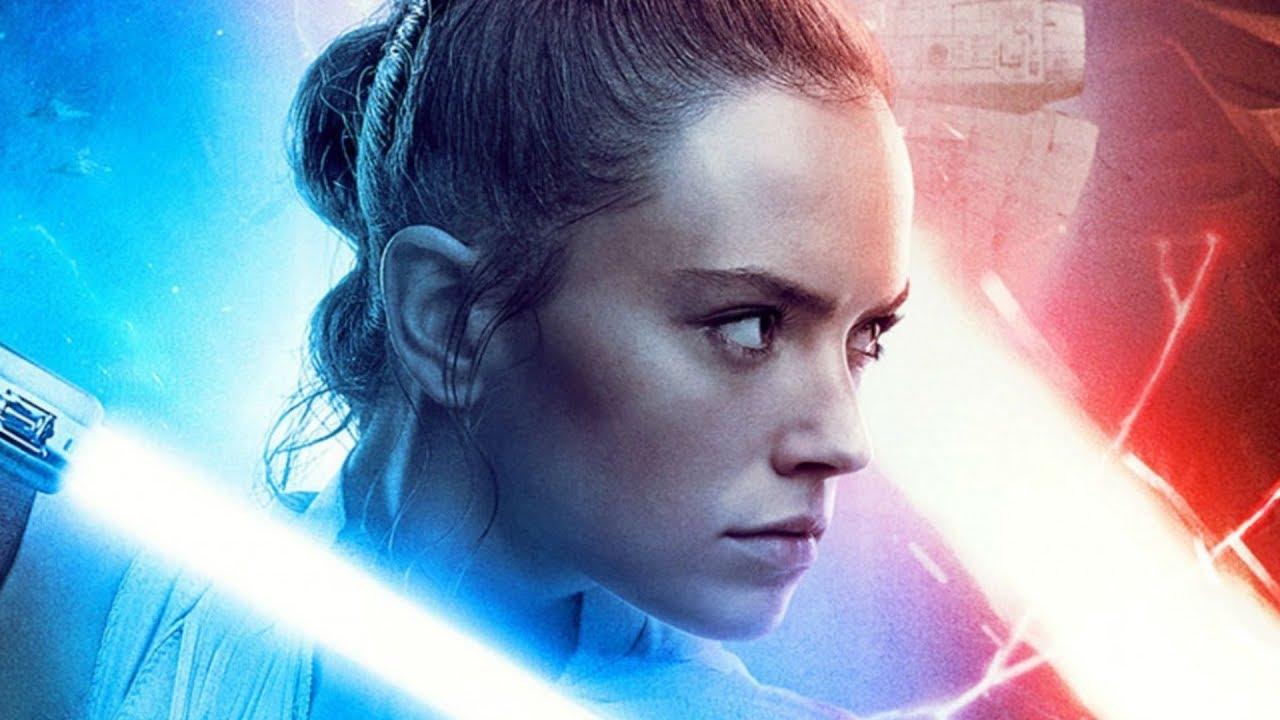 Star Wars Rise of Skywalker Promo Photo