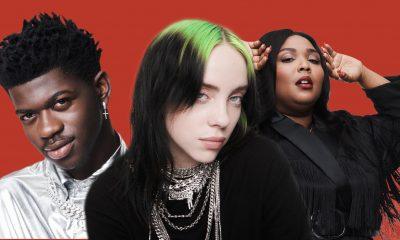 Billie Eilish, Little Nas, Apple Music Awards Show