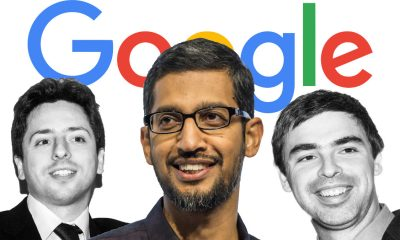 Google Founders and CEO