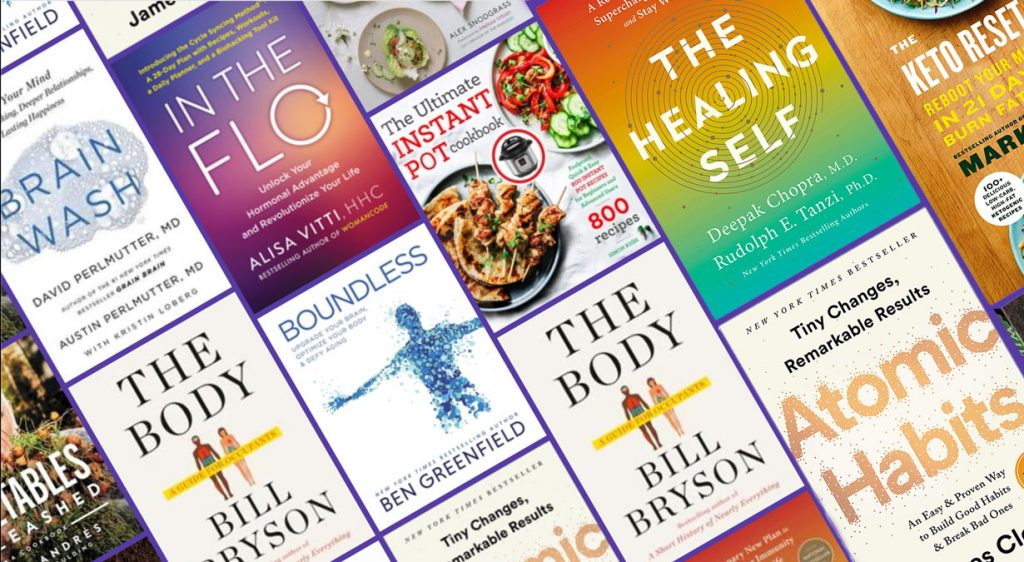 8 Best Health and Wellness Books of 2020: Ways to Get Strong and Svelte