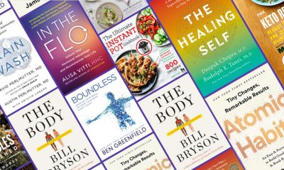 8 Books on Health