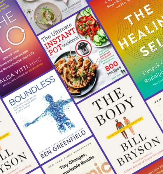 8 Books on Health