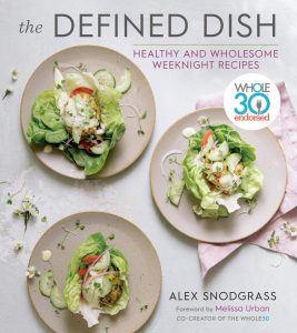 Book Cover of The Defined Dish