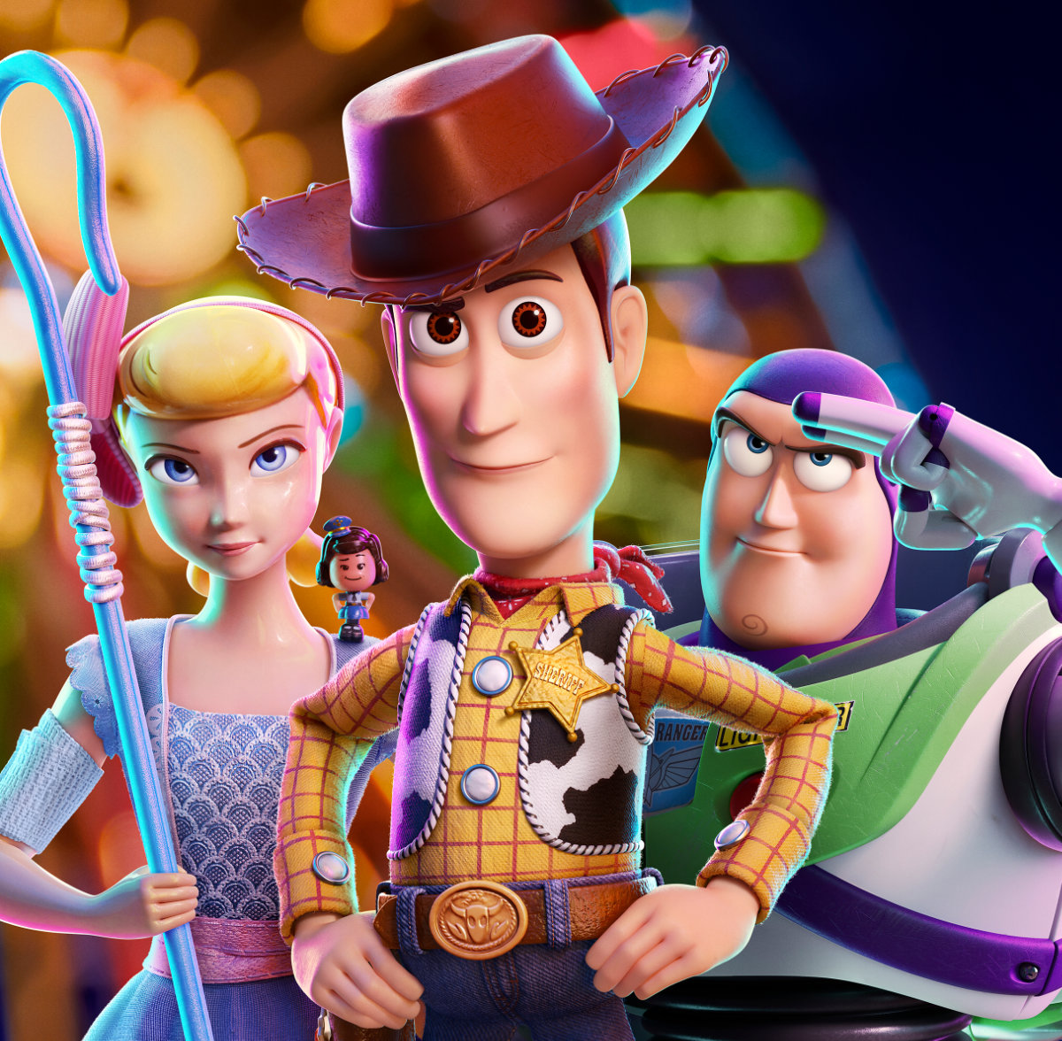 Toy Story 4 characters