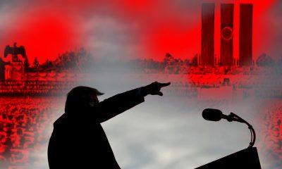 Trump Dictatorial Montage