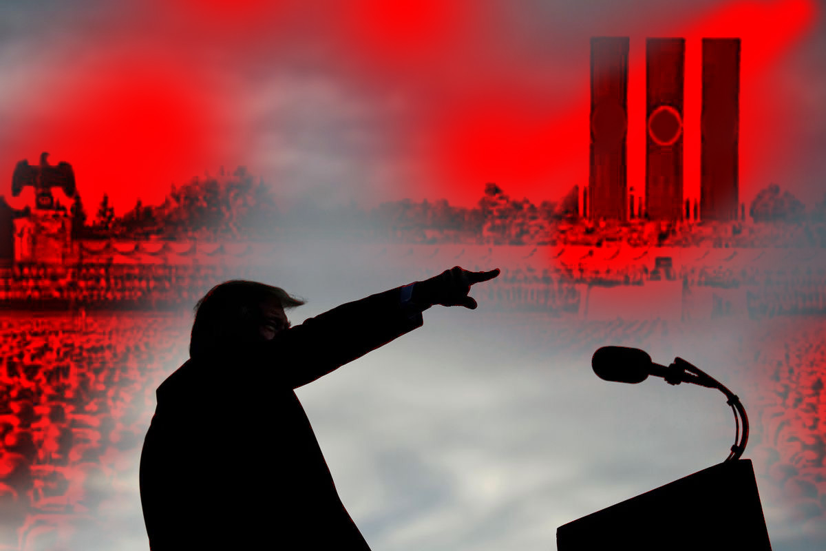 Avalanche of Anti-Trump Ads are High Art, and Highly Lethal - cover
