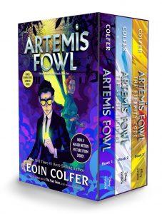Artemis Fowl Book Set