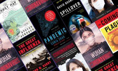 Books on Coronavirus and Pandemics