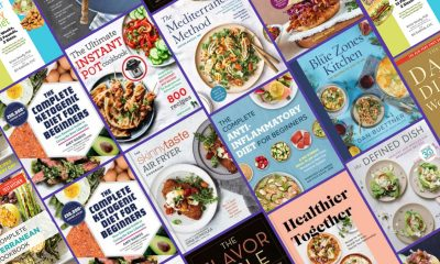 Diet Round up Book Collage