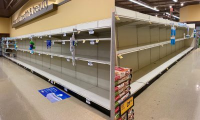 Empty Shelves in USA