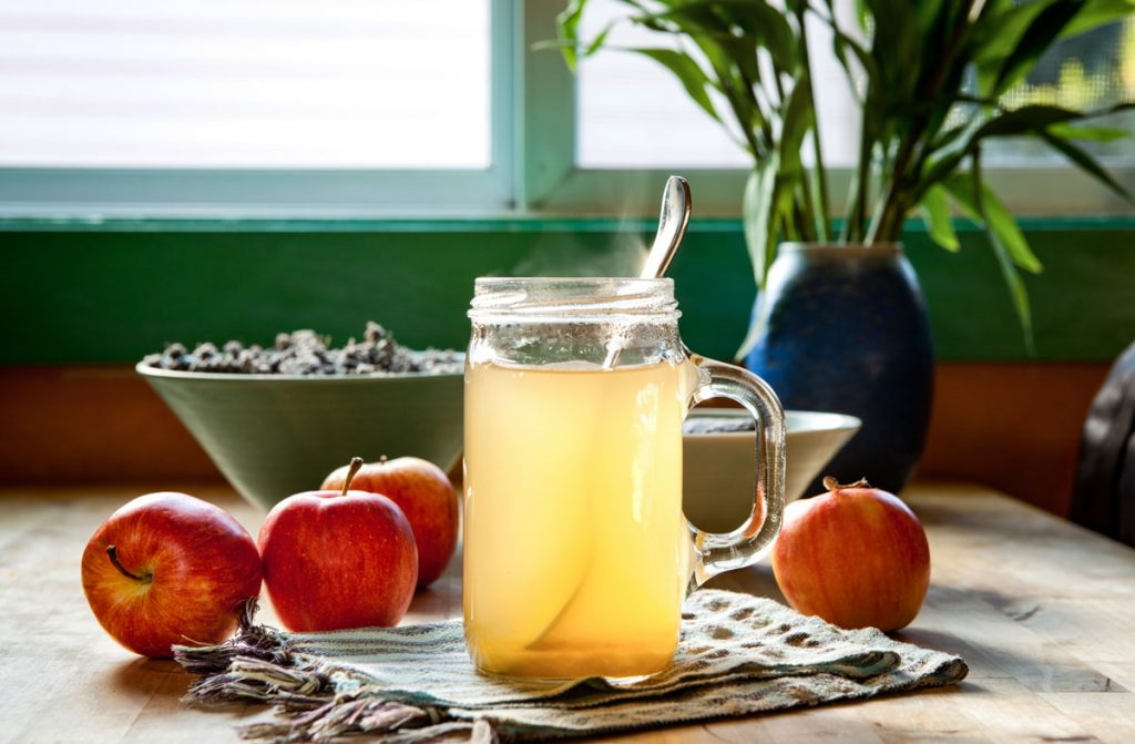 Apple Cider Vinegar Cleanse for a Stronger Immune System