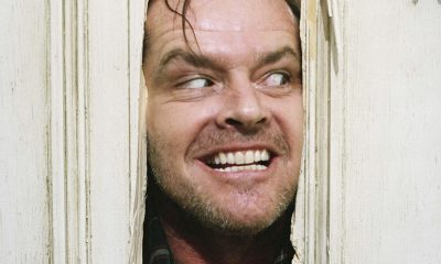 The Shining Movie Still with Jack Nicholson
