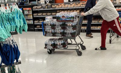 Walmart panic