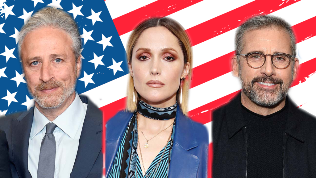 "Stream Now: Jon Stewart's ""Irresistible"": New Political Comedy Starring Steve Carell"