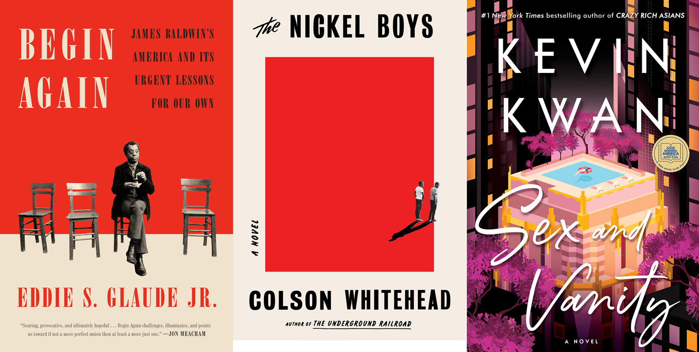 Books for Summer 2020