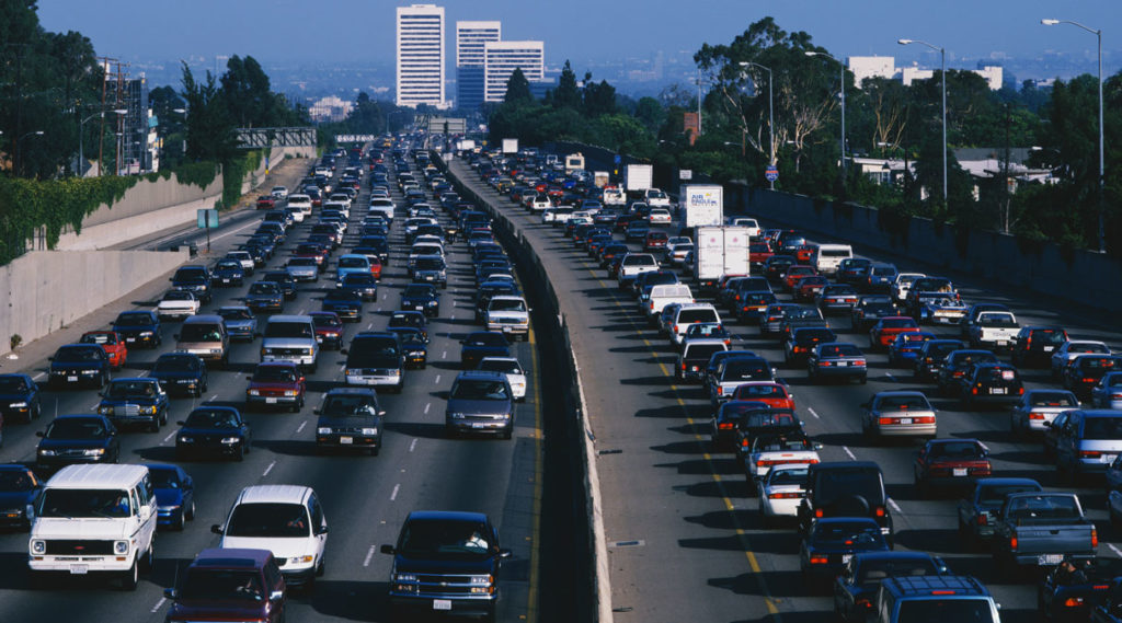 The World's busiest Freeway has a message about the Jobs Market Reality