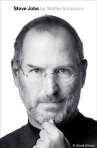 Steve Jobs Biography Book Cover