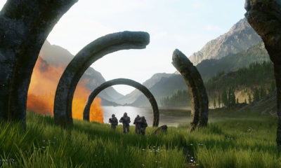 Halo Infinite Promo Photo