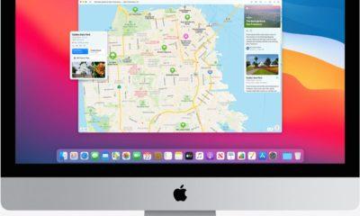 Apple Maps Big Sur