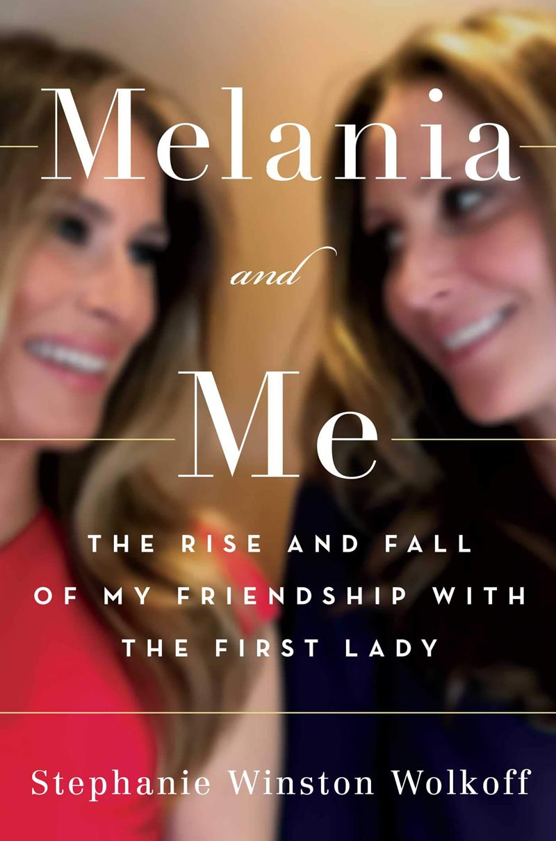 'Melania and Me': Disgruntled insider Bears All in Explosive in new tome