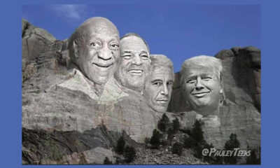 Alternative version of Mount Rushmore