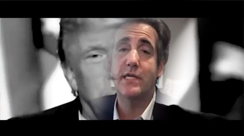 Michael Cohen stars in scathing anti-trump ad that aired during RNC