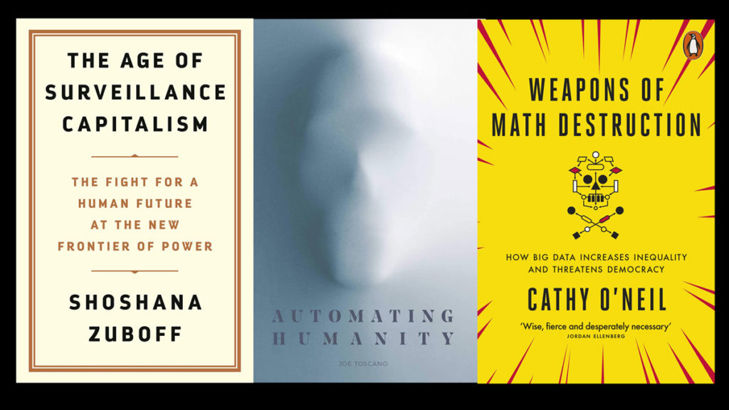 "Dig deeper into Netflix's ""The Social Dilemma"" with these books on the dangers of Social Media"