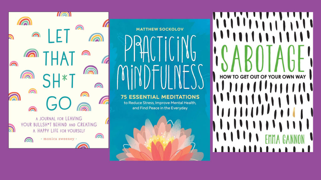 September is Self-Improvement Month-Here are 9 Books to Spark Inspiration during Trying times